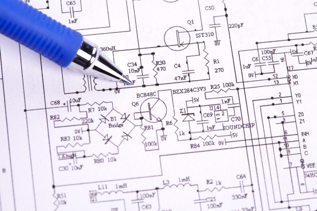 AutoCAD Electrical Training Course Diagram