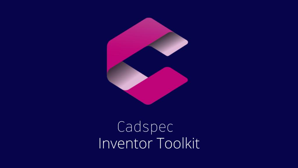 Cadspec Inventor Toolkit