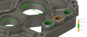 Fusion 360 Probe Geometry