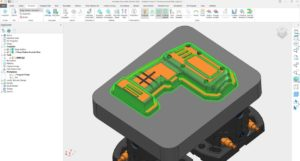 Finishing Toolpaths now Exclude Flat Areas